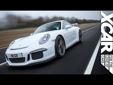 Porsche 991 911 GT3: Don