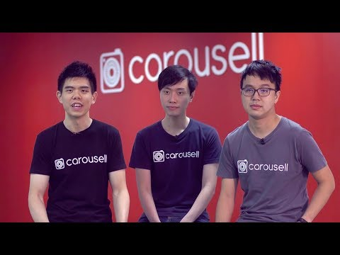 Carousell Is A Winner Of SCS' Best Tech Company To Work For 2017!
