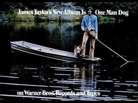 James Taylor - One Man Dog (1973)