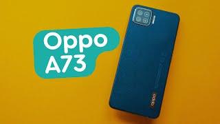 Oppo A73 Обзор - Что нового?