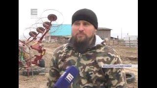 Молодой фермер возрождает заброшенную деревню (Енисей Минусинск)