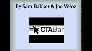 DON'T BUY CTA Bar by Bakker & Veloz BEFORE… CTA Bar Video Review