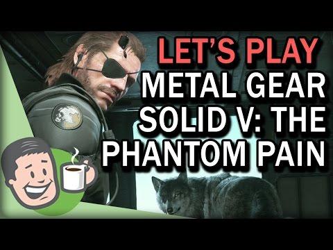 Irish Coffee - Metal Gear Solid V: The Phantom Pain