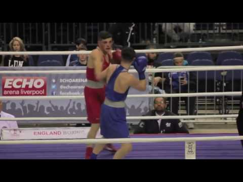 Elite Championship Semi Final | Male 64kg Martin McDonagh  VS Mason Smith Finchley