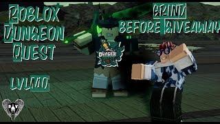 Lvl 140 Roblox Dungeon Quest 🗡️Ghastly Harbor!🗡️ Dernière mouture avant cadeau!