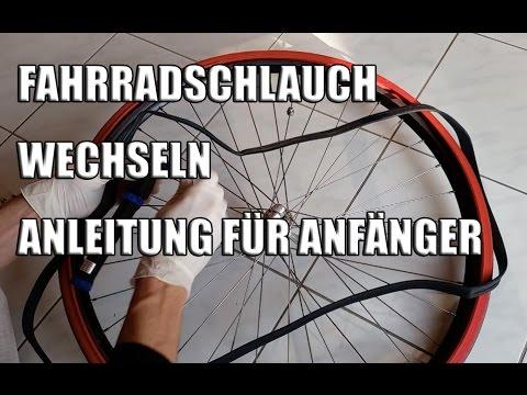 Fahrradschlauch Wechseln - Anleitung Für Anfänger