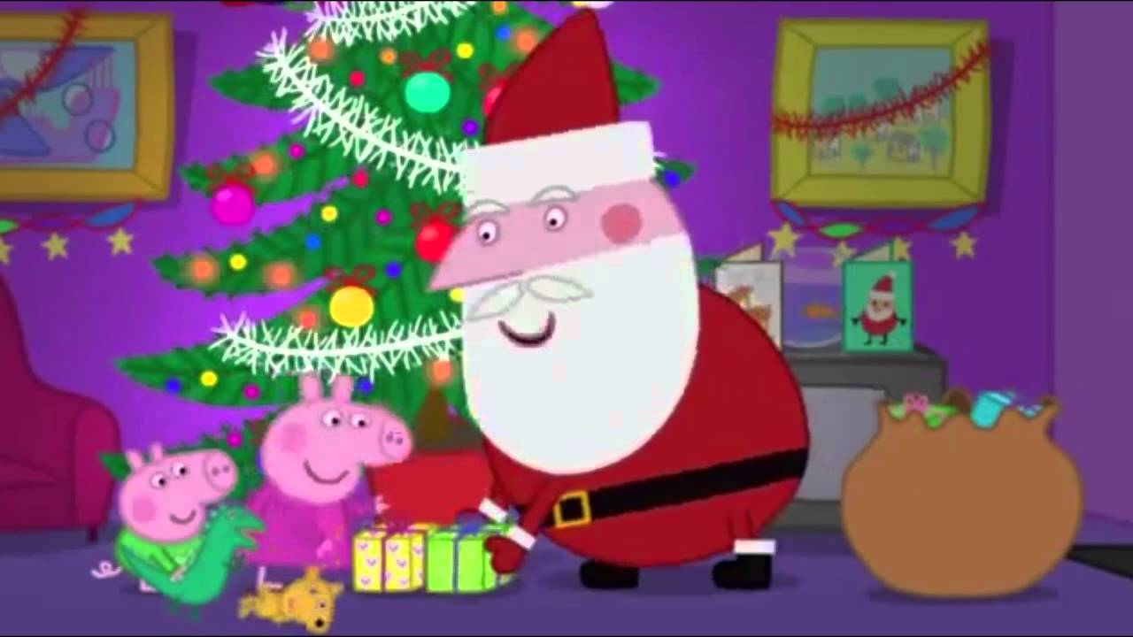 Peppa Pig Natale.Pota Pig Natale Episodio 8 Youtube