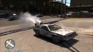 GTA 4: Back To The Future Mod