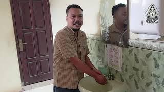 Sabda Pangon 10 Oktober 2020 |A CUCI TANGAN