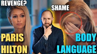 Body Language Analyst REACTS to Paris Hilton's DETACHED Body Language Faces Episode Faces Episode 19