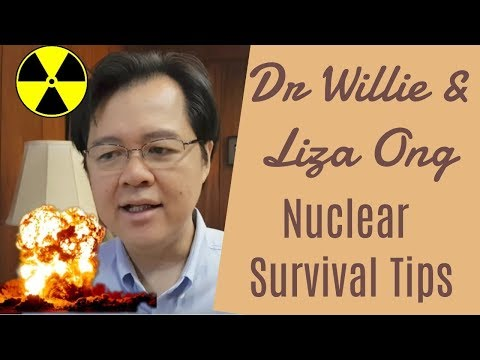 Nuclear Radiation: Survival Tips - ni Doc Willie Ong #421