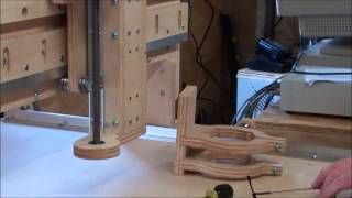 How to Build a CNC Router On A Shoestring Budget Part Six