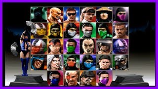 [N64] Mortal Kombat Trilogy - Kitana (Champion) [TAS]