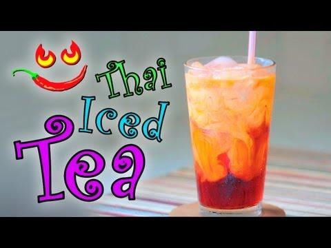 0 How to Make Thai Iced Tea Recipe   Restaurant Style Thai Drink