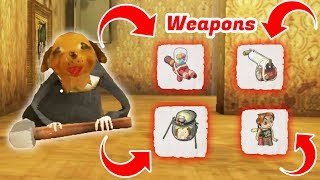 Evil Nun 1.7 All Weapons From Store