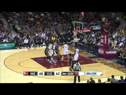 Indiana Pacers vs Cleveland Cavaliers | February 29, 2016 | NBA 2015-16 Season