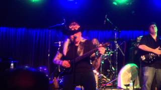 Johnny Winter at the Belly Up Tavern Solana Beach, California