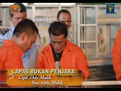 Ody Malik - Lapas Bukan Penjara (HD Video)