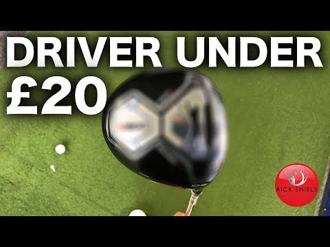 I Bought A NEW Driver For Under £20!
