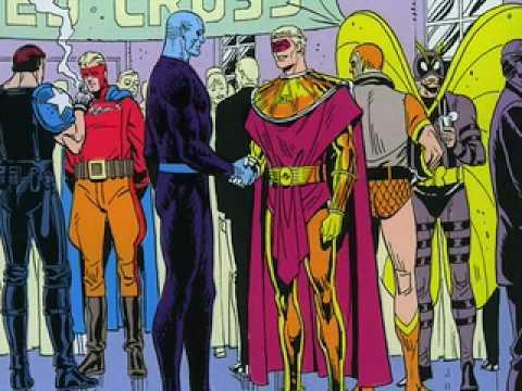 Watchmen Comics Pdf