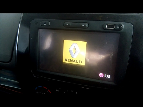 Renault Kwid Multimedia Authentication Key Hindi Youtube
