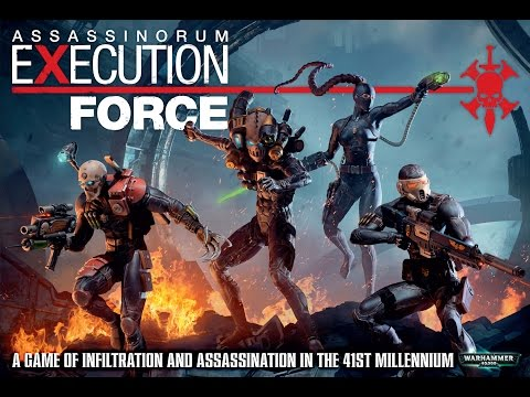 Assassinorum: Execution Force review - Board Game Brawl