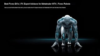 Forex Robotron EA Review - The Best Expert Advisor For Automated FX Trading