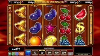 Shining Crown - EGT Pacanele ca la Aparate Online Gratis(, 2017-04-10T07:46:19.000Z)