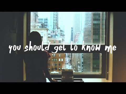 Jeremy Zucker - You Should Get to Know Me ft. Quinn XCII
