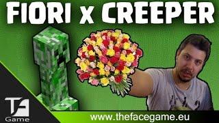 Dare FIORI ai CREEPER?! --Minecraft per NON IDONEI--