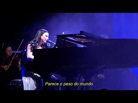 Evanescence  Weight Of The World Synthesis  in Toronto