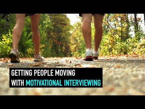 Motivational Interviewing for Physical Activity