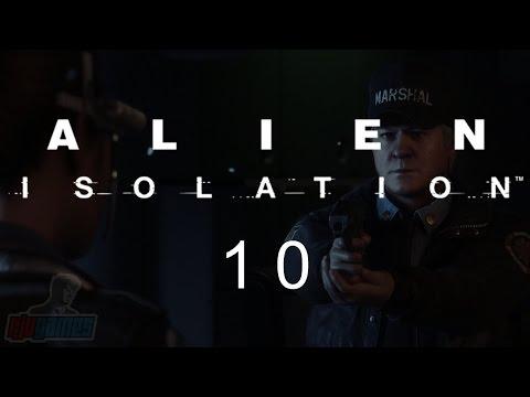 Alien Isolation - 10 - Transit