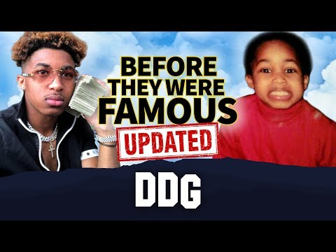 DDG | Before They Were Famous UPDATE | Thotiana Remix