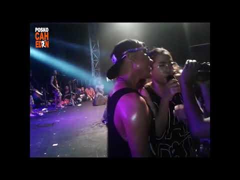 BEN EDAN feat ARIF CITENX & DELLA MONICA - LUNTUR TRESNO (live sumbersewu)