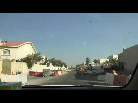Al Waab Doha Qatar (time lapse)