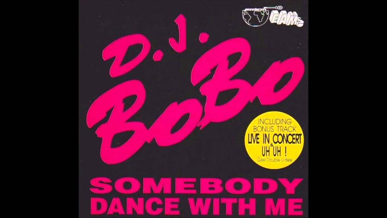 DJ BoBo* D.J. BoBo - Keep On Dancing
