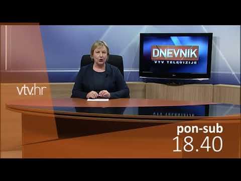VTV Dnevnik najava 23. travnja 2018.