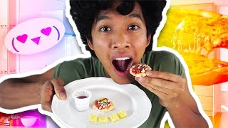 Repeat youtube video JAPANESE ULTRA MINI PIZZA HOW!?