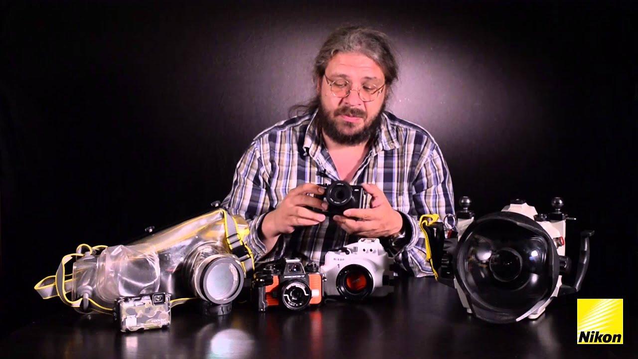 Мастер-класс Виктора Лягушкина: камеры для подводной съемки