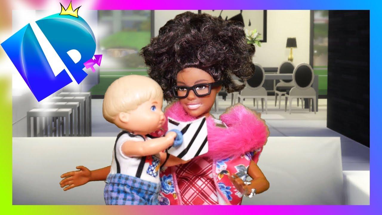 Download Rodzinka Barbie - Dzień Babci! Odwiedziny Mamy Brajana. The Sims 4 Odc.152