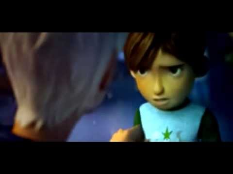 Jack Frost and the Rise of guardians: be strong