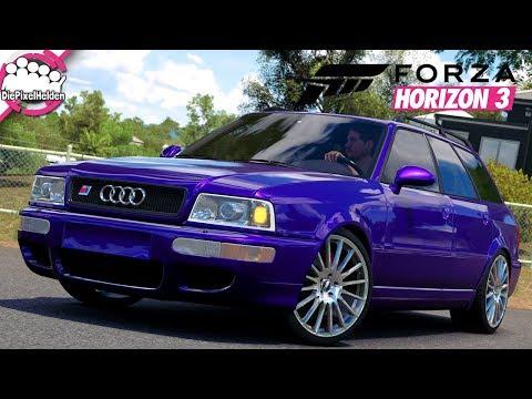 "FORZA HORIZON 3 #175 - ""Der RS2 muss bumsen"" - DWIF - Let's Play Forza Horizon 3"