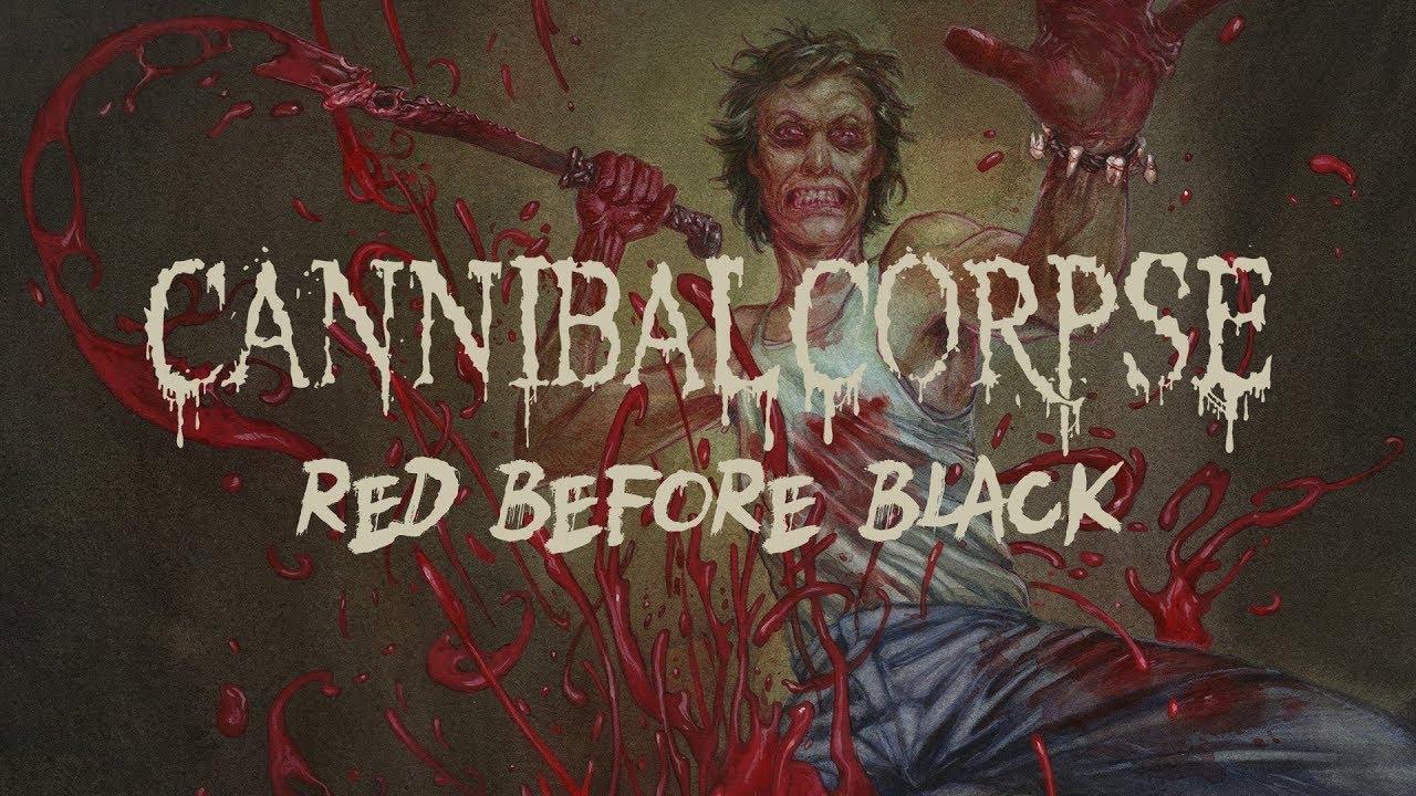 Resultado de imagen para cannibal corpse red before black