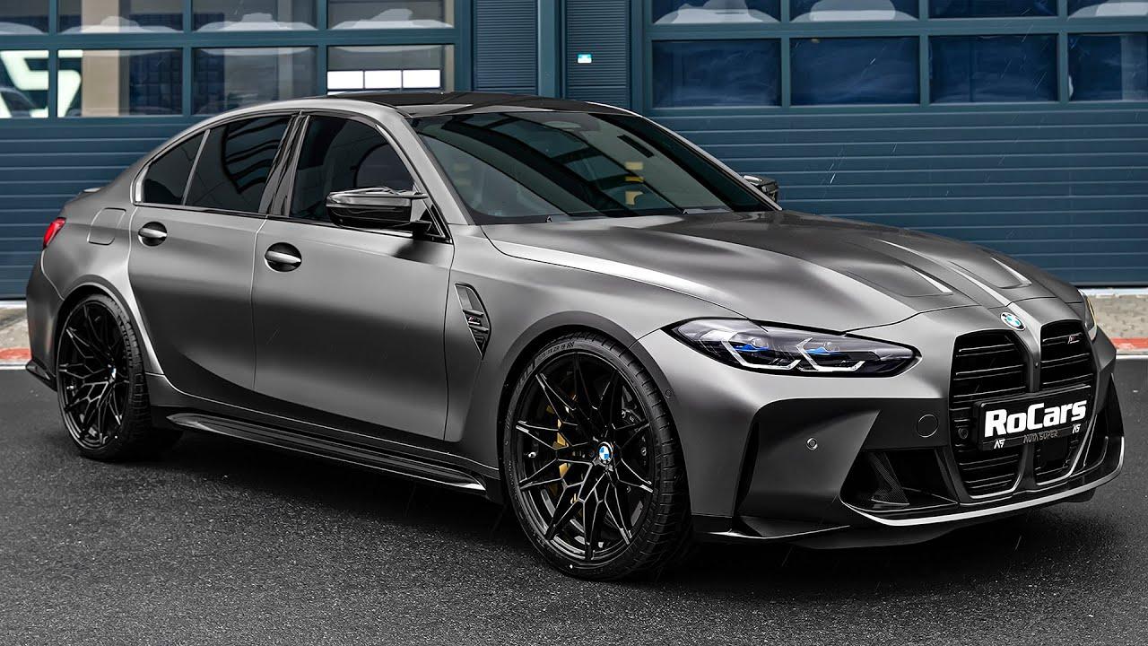 سيارة بي ام دبليو ام 3 كومبيتيشن 2021 BMW M3 Competition