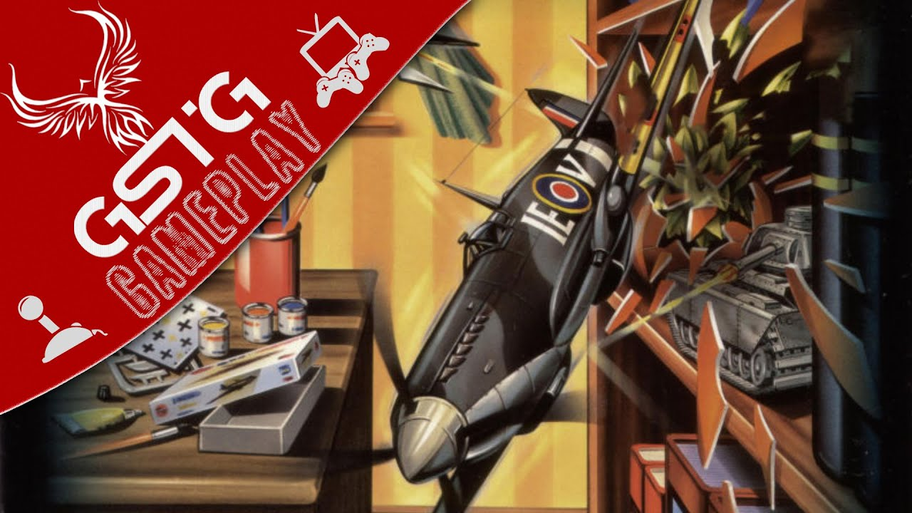Download Airfix Dogfighter [GAMEPLAY by GSTG] - PC