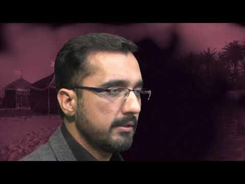GHABRAE GI ZAINAB S A   KALAM BY DR EHSAN MEHDI  HIDAYAT TV