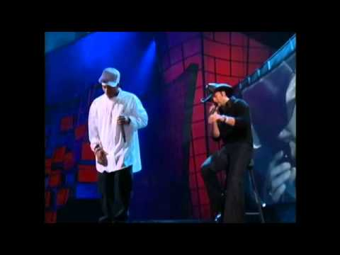 Nelly & Tim McGraw - Over and Over Live