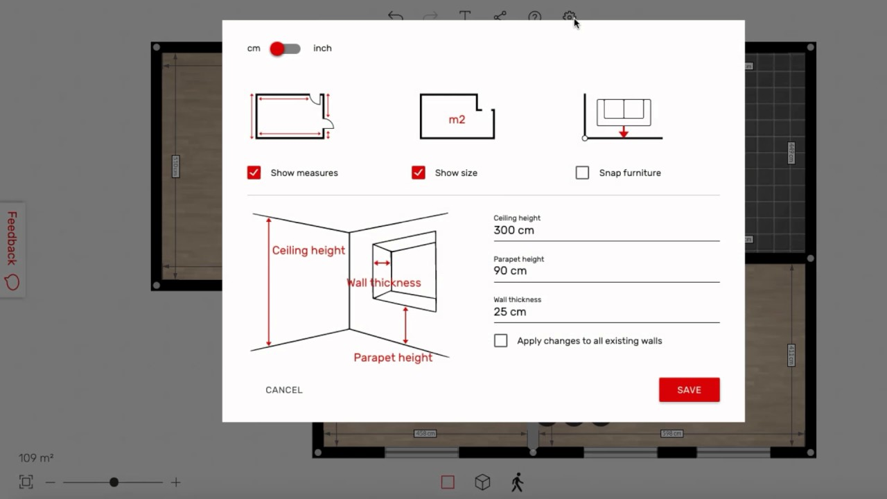 100 free floor plan software roomle roomle alternatives