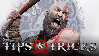 God Of War PS4: 10 Tips & Tricks The Game Doesn